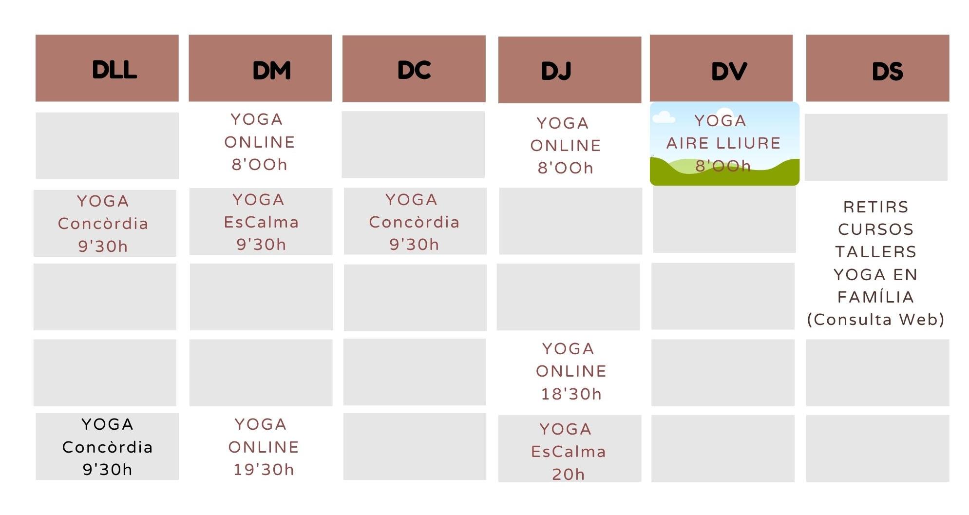 yoga juny2021 online